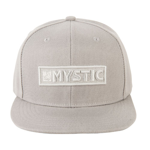 Mystic The Local Cap Light Grey