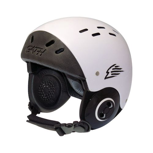 Gath SFC Helmet - White Gloss