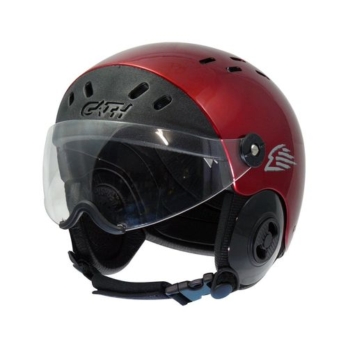 GATH SFC Half Face Visor - Clear
