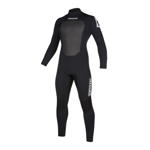 Mystic Star 4/3 Fullsuit Backzip Black 2020